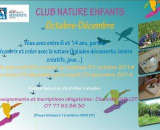 Club nature enfants